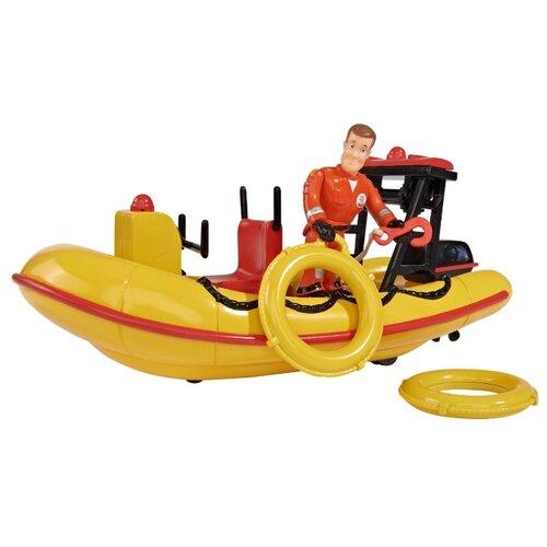 Купить Игровой набор Simba Fireman Sam - Лодка спасателей Нептун 9251660, Игровые наборы и фигурки