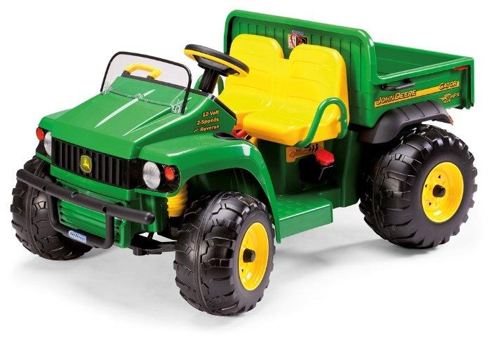 Peg-Perego Автомобиль John Deere Gator HPX