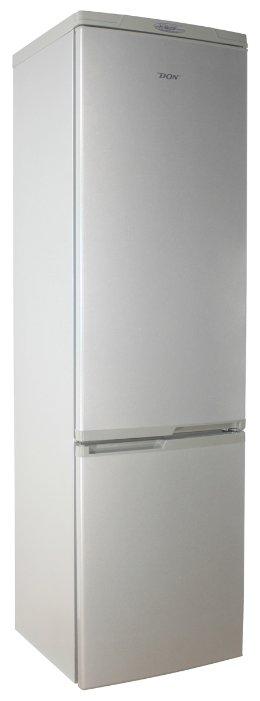 Холодильник DON R 295 металлик искристый