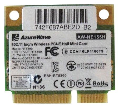 Wi-Fi адаптер AzureWave AW-NE155H