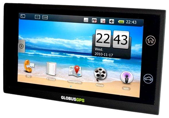 GlobusGPS Навигатор GlobusGPS GL-900