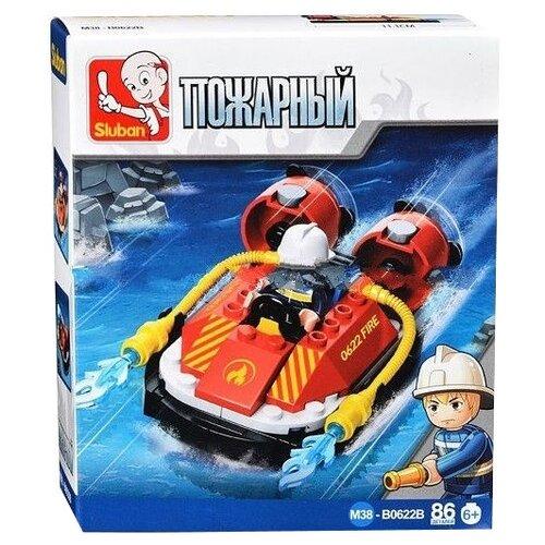 Купить Конструктор SLUBAN Пожарные спасатели М38-B0622B, Конструкторы
