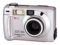 Фотоаппарат Minolta DiMAGE 2330 Zoom