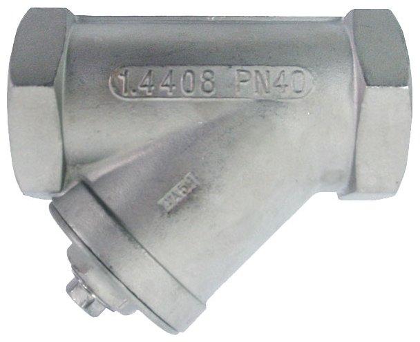 Фильтр механической очистки Danfoss Y666 муфтовый (ВР/ВР), нержавеющая сталь
