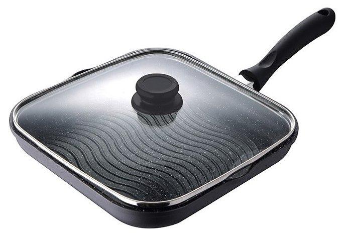 Сковорода-гриль Wellberg WB-2385 24x24 см
