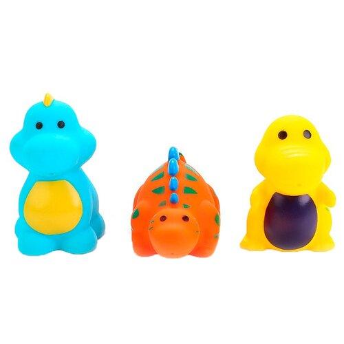 Купить Набор для ванной Играем вместе Три дракона (LXB342_343_345), Игрушки для ванной