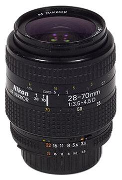 Nikon 28-70mm f/3.5-4.5D AF Zoom-Nikkor