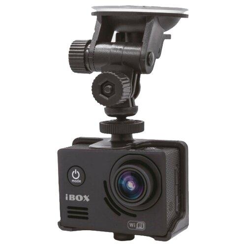 Экшн-камера iBOX SX-790 черный