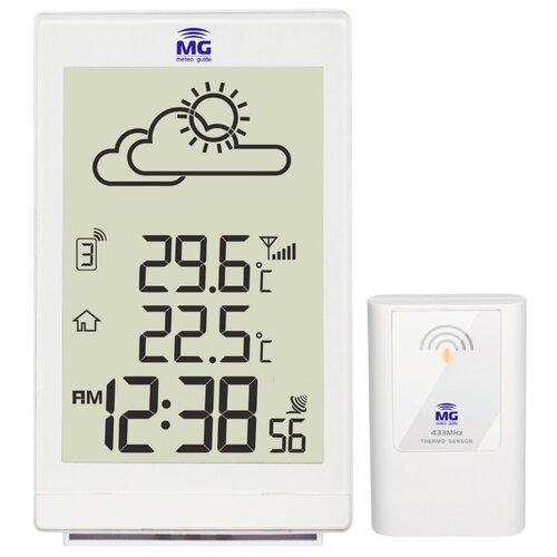 Термометр Meteo guide MG 01305 белый погодная станция meteo guide mg 01309