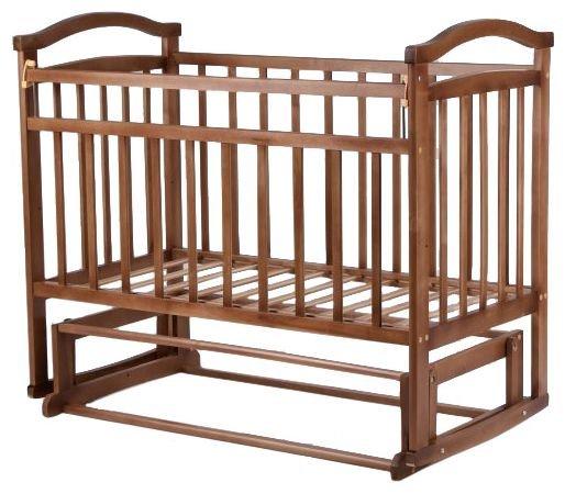 Кроватка Антел Ульяна-4 (маятник поперечный)