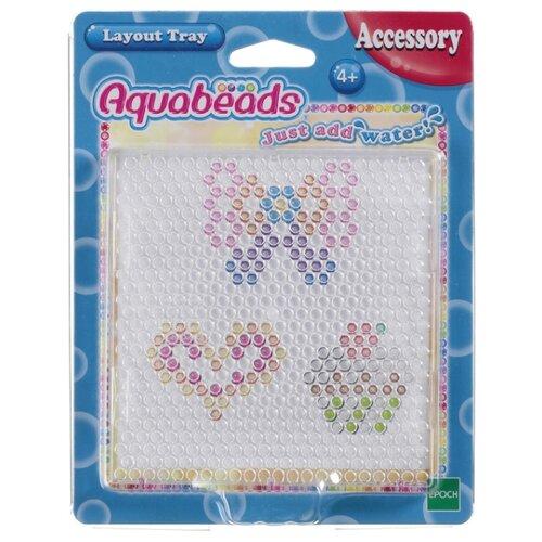 Купить Aquabeads Форма для бусин (79188), Аппликации