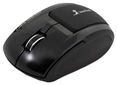 Мышь SmartTrack STM-304AG-K Black USB
