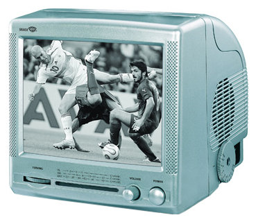Автомобильный телевизор Silver RX-5070