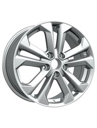 Колесный диск Replay Nissan (NS151) 7x17/5x114.3 D66.1 ET40 Silver - фото 1