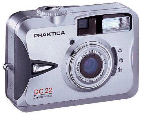 Фотоаппарат Praktica DC 22
