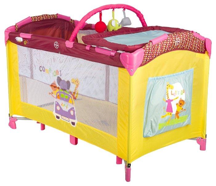 Манеж-кровать Babies P-695