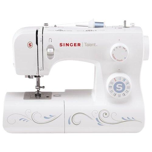 Швейная машина Singer Talent 3323, белыйШвейные машины<br>