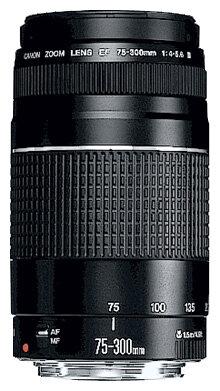 Canon Объектив Canon EF 75-300mm f/4-5.6 III