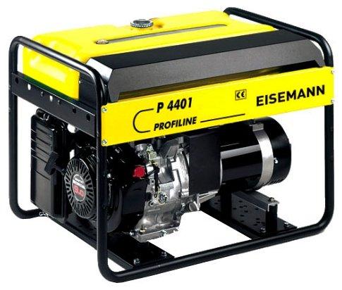 Бензиновая электростанция Eisemann P 4401E