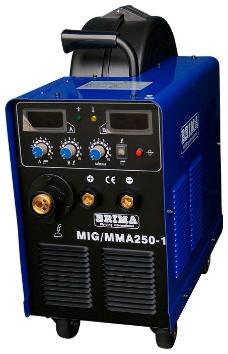 Сварочный аппарат BRIMA MIG/MMA-250-1 (380)