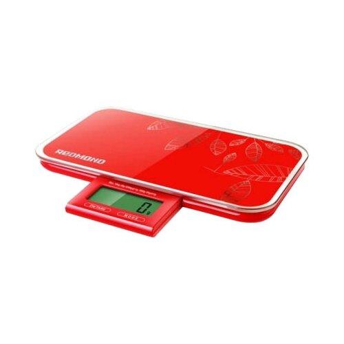 Кухонные весы REDMOND RS-721 красныйКухонные весы<br>