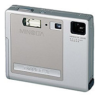 Фотоаппарат Minolta DiMAGE X