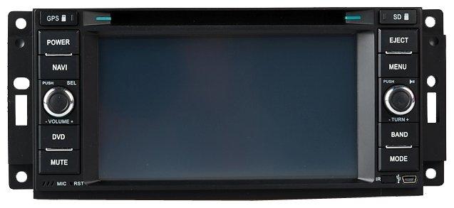 Автомагнитола TRINITY Crysler 300 С (2008-2010)