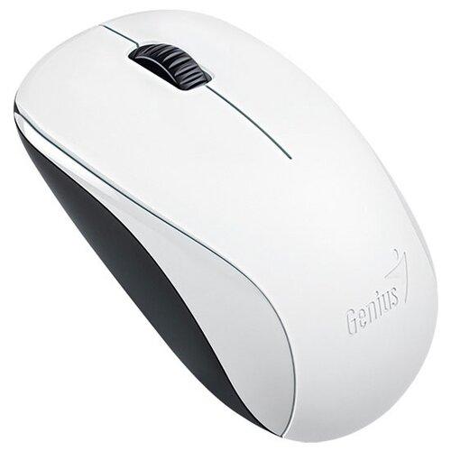 Беспроводная мышь Genius NX-7000 White USB мышь genius nx 7000 usb blue