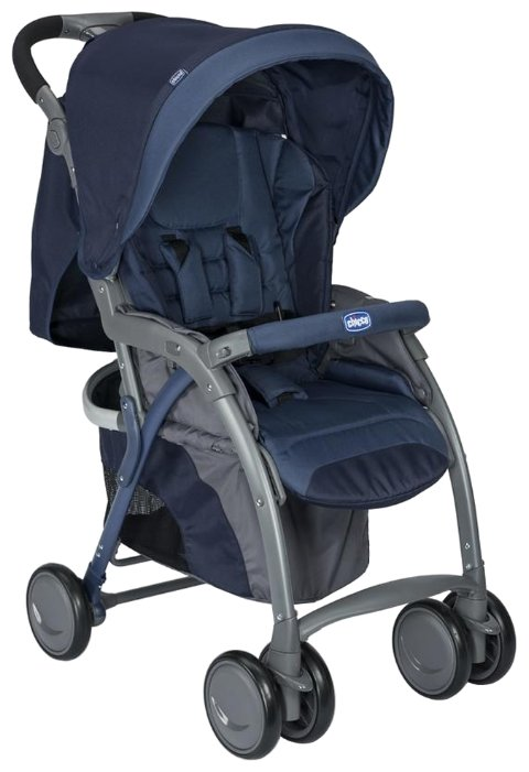Прогулочная коляска Chicco SimpliCity (Plus Top)