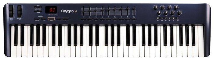 Стоит ли покупать MIDI-клавиатура M-Audio Oxygen 61? Сравнить цены на Яндекс.Маркете