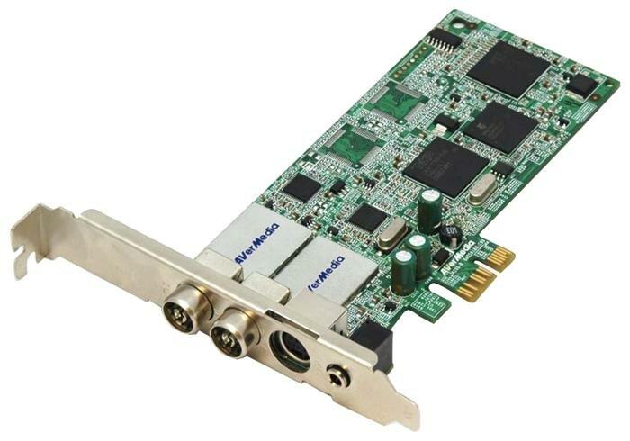 AVerMedia Technologies TV-тюнер AVerMedia Technologies AVerTV Duo Hybrid PCI-E II