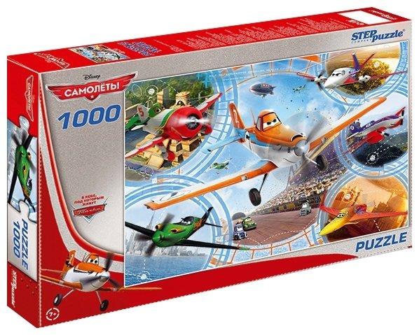Пазл Step puzzle Disney Самолёты (79602), 1000 дет.