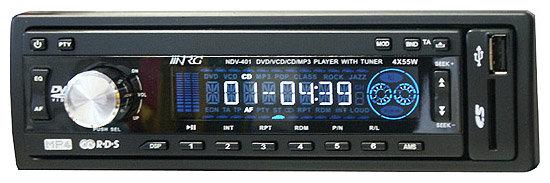 Автомагнитола NRG NDV-401