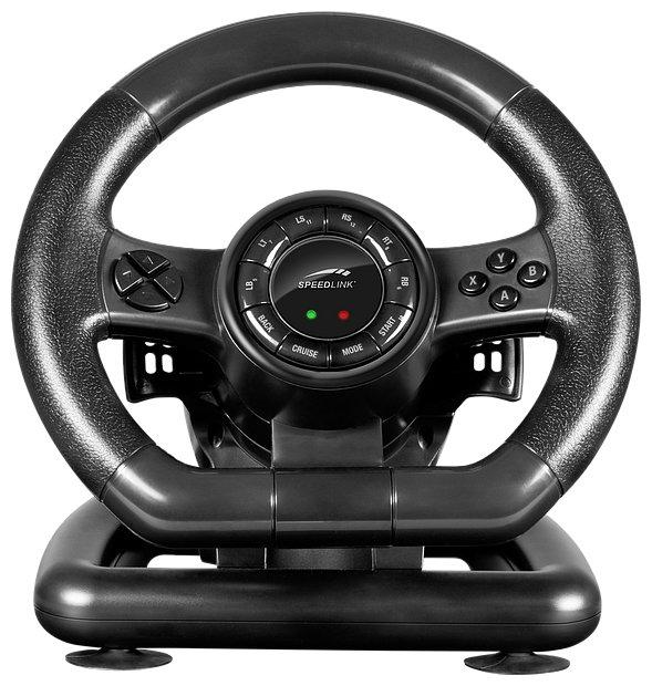 SPEEDLINK Руль SPEEDLINK Bolt Racing Wheel for PC (SL-650300)