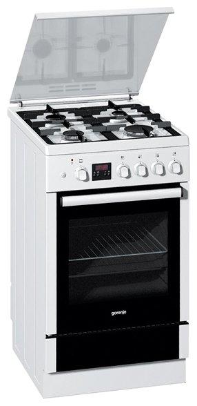 Газовая плита Gorenje GI53339AW белый