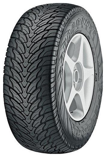 Автомобильная шина Federal Couragia S/U 245/65 R17 107H