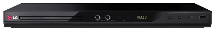 DVD-плеер LG DKS-2000H
