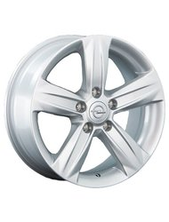 Диски R15 5x105 6,0J ET39 D56,6 Replica OPL 11 GM - фото 1