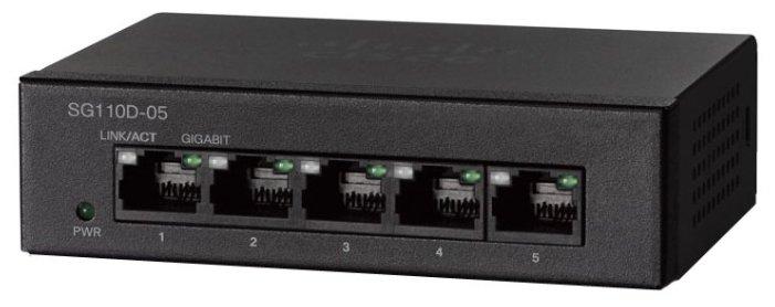 Cisco Коммутатор Cisco SG110D-05