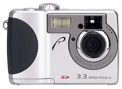 Фотоаппарат Rovershot RS-3320AF
