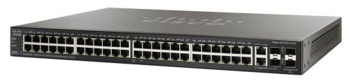 Коммутатор Cisco SF500-48P
