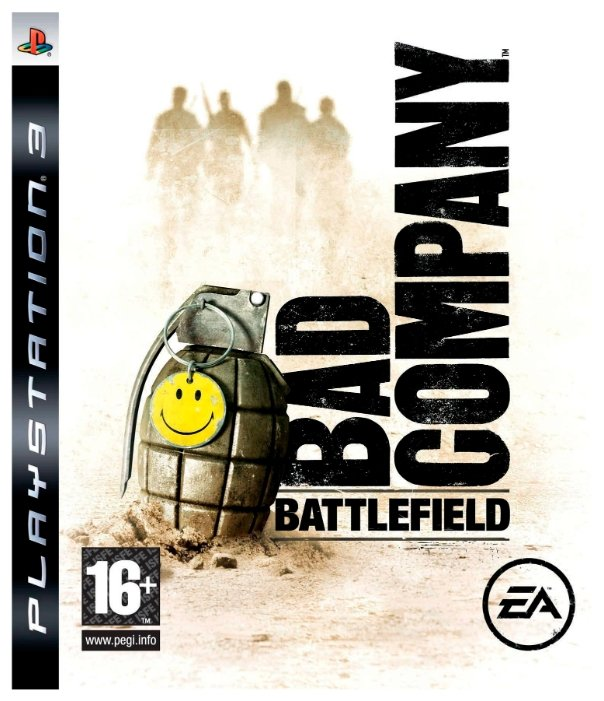 Electronic Arts Battlefield: Bad Company