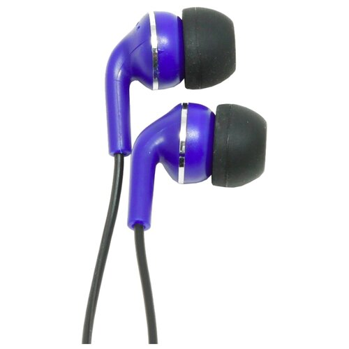 Наушники Gembird MP3-EP15 синий gembird mp3 ep14w white