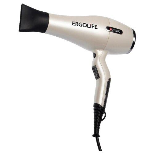Фен DEWAL 03-001 ErgoLife белый