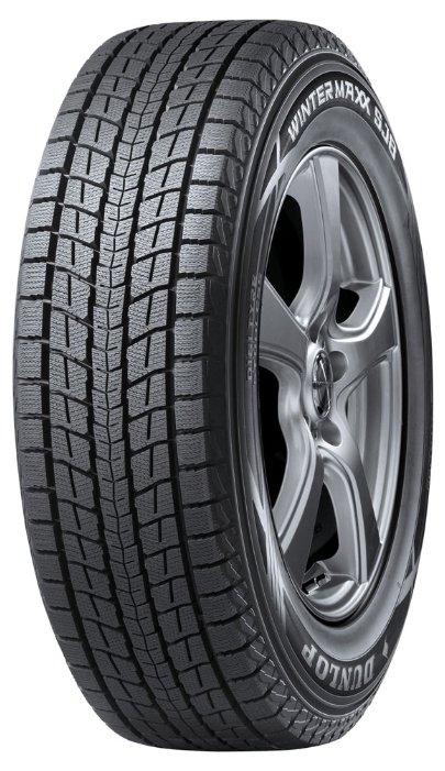 Автомобильная шина Dunlop Winter Maxx SJ8 205/70 R15 96R зимняя