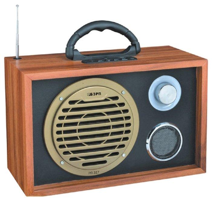 Радиоприемник Сигнал electronics БЗРП РП-317
