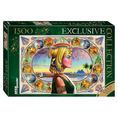 Купить Пазл Step puzzle Нефертити (83403), 1500 дет., Пазлы