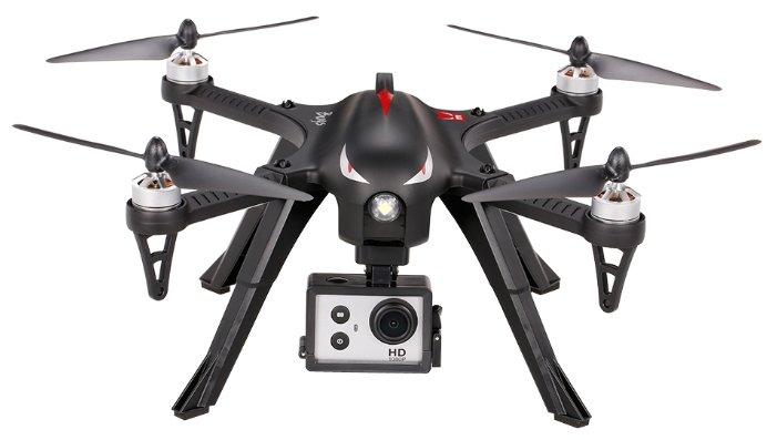 Квадрокоптер MJX Bugs 3 + C4000