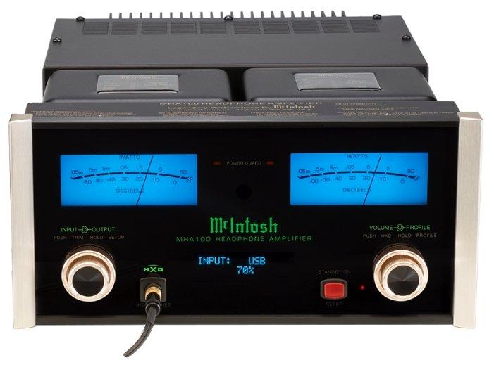 Сравнение с McIntosh MHA100