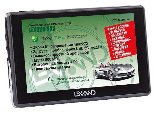 LEXAND Навигатор  SA5